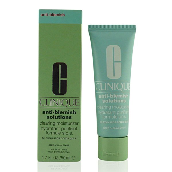 Clinique anti-blemish solutions clearing moisturizer 50ml